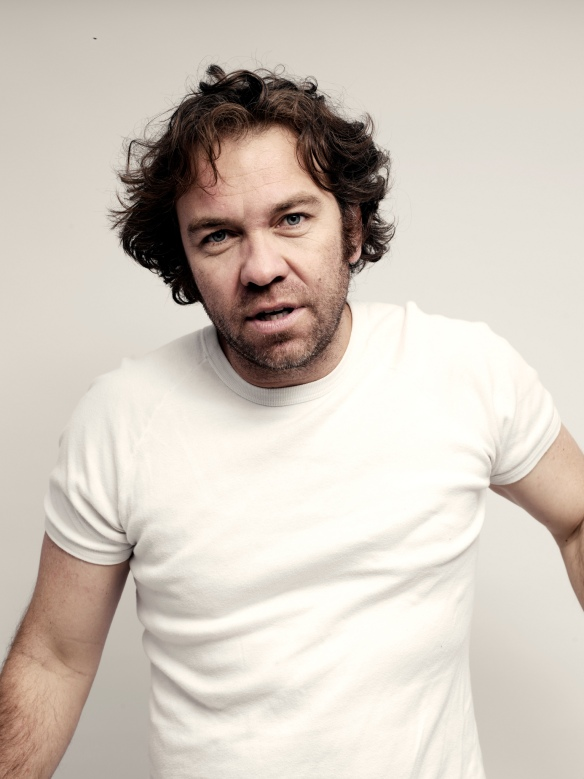 Brendan Cowell. Photo: Gary Heery