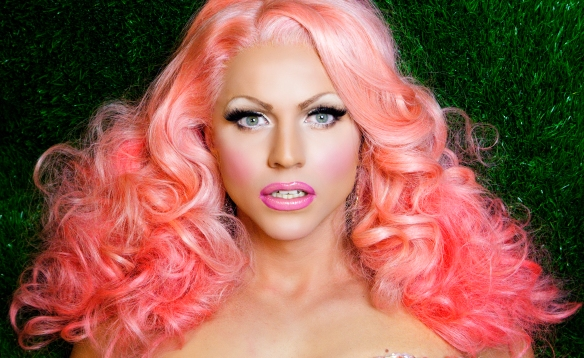 Courtney Act. Photo: supplied