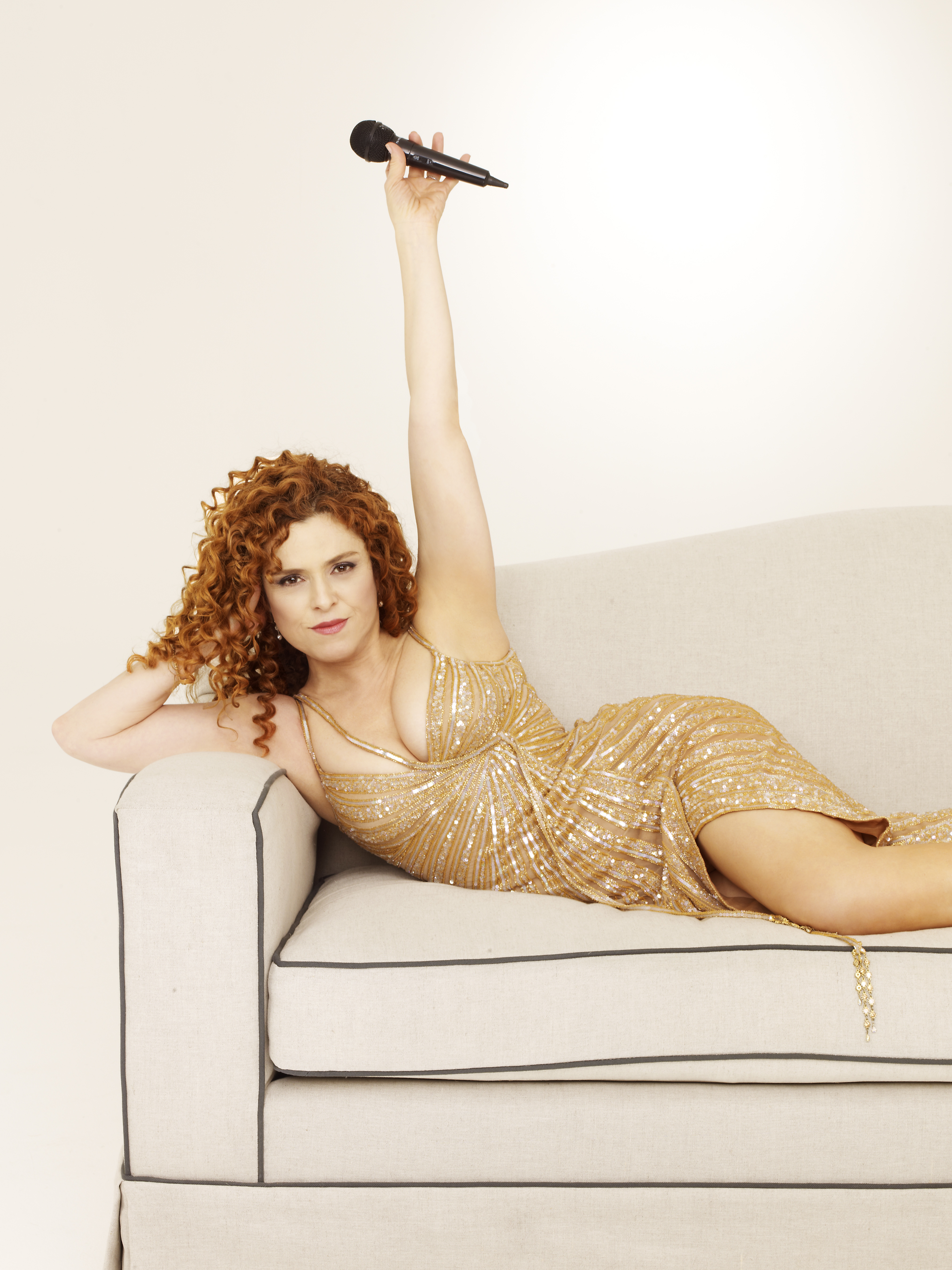 bernadette peters young