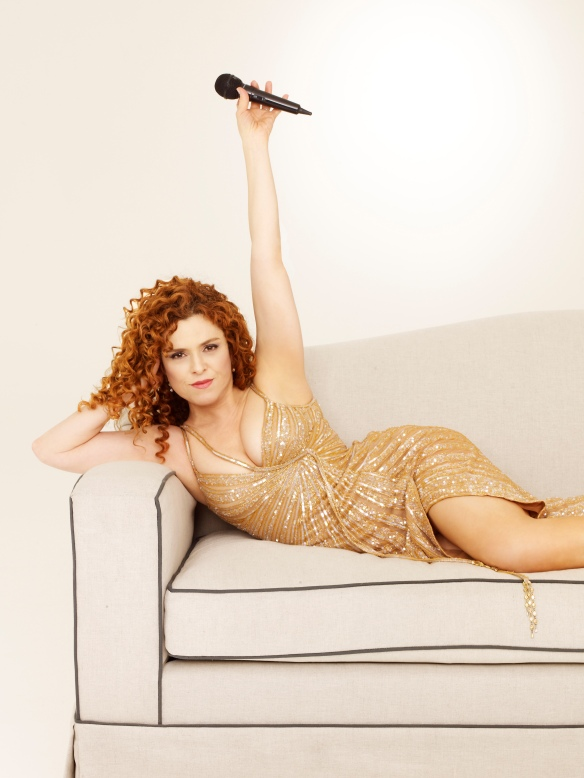 Bernadette Peters. Photo: supplied