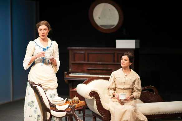 Matilda Ridgway and Francesca Savige. Photo: Seiya Taguchi