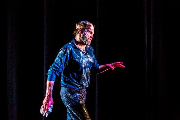 Hugo Weaving. Photo: Brett Boardman