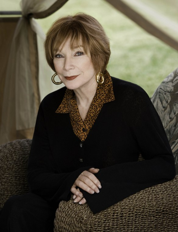 Shirley MacLaine. Photo: supplied