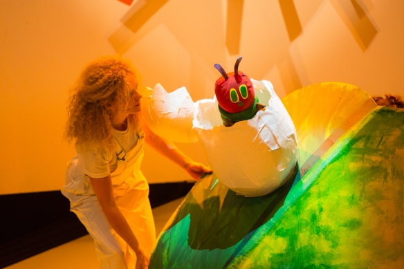 The Very Hungry Caterpillar Show. Photo: supplied