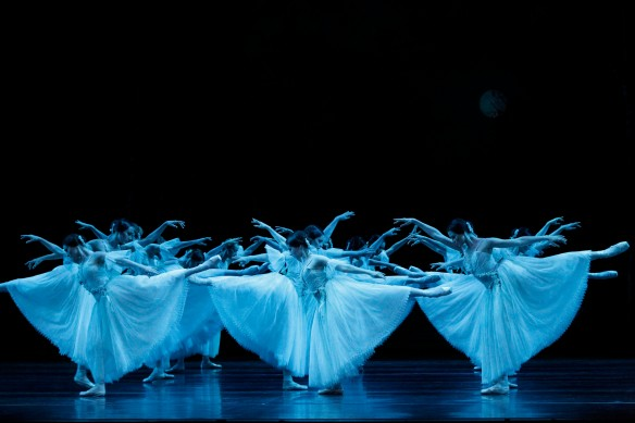 Members of the Australian Ballet. Photo: Jeff Busby