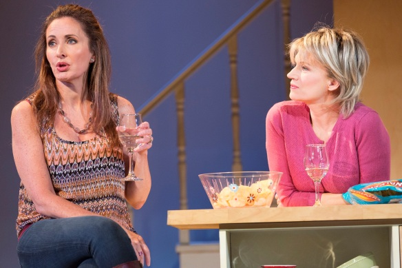 Marina Prior and Jane Turner.  Photo: Brett Boardman