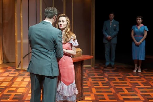 Lizzie Schebesta as Portia.