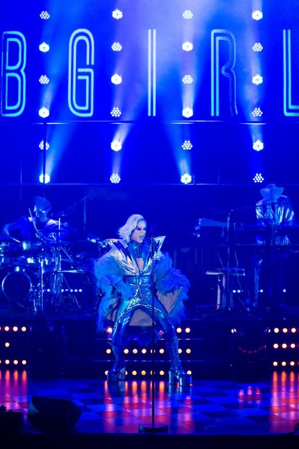 iOTA as fantasy glam-rocker Clifford North. Photo: Daniel Boud