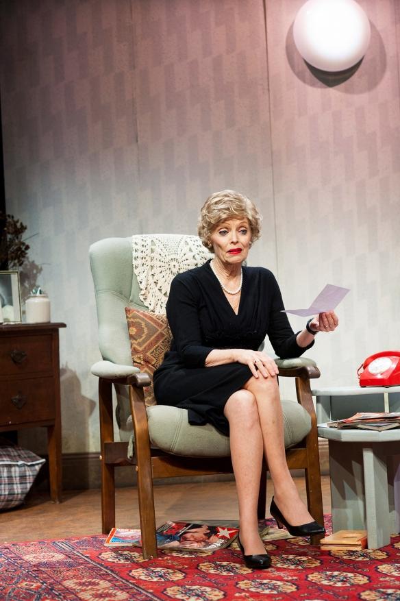 Belinda Giblin in Blonde Poison (c) Marnya Rothe