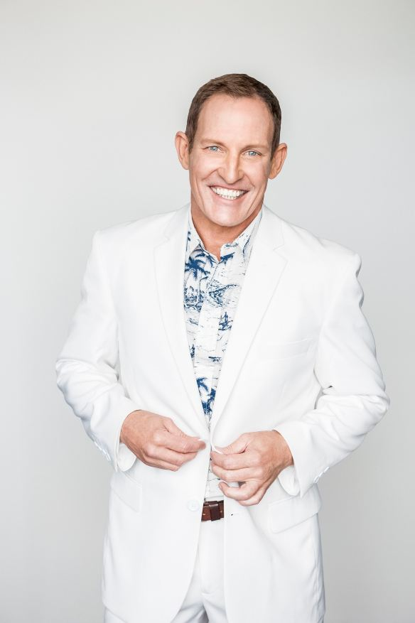 Todd McKenney pr image May 2015